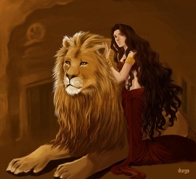 Durga  Goddes10