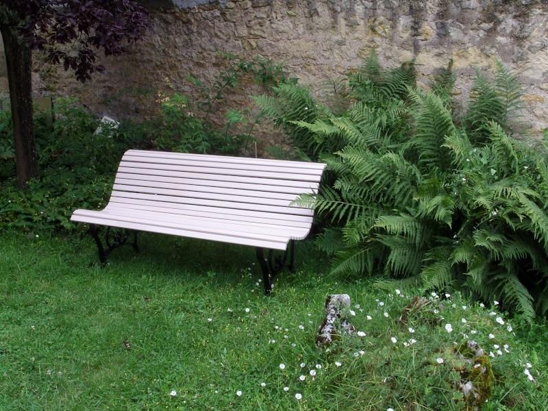 [Réalisation] Un banc de jardin - Page 2 Snb13110