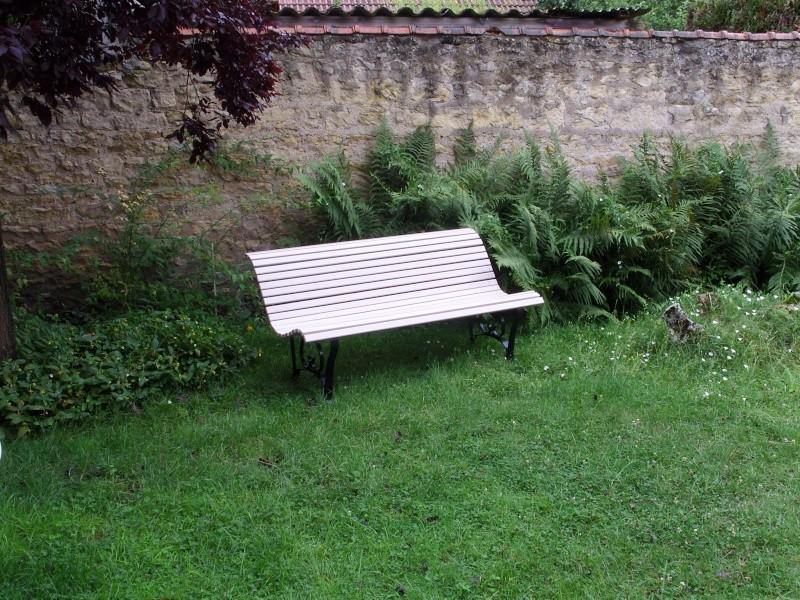 [Réalisation] Un banc de jardin - Page 2 Snb13111