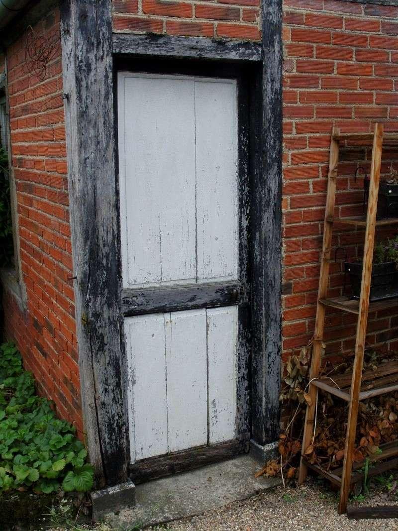 [Réalisation] Une porte/volet à clefs pour mon abri de jardin Snb13113