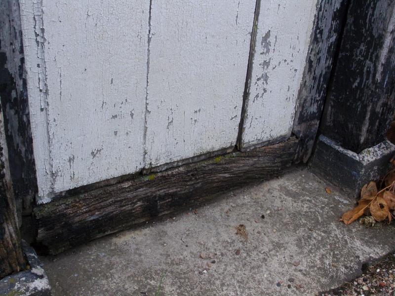 [Réalisation] Une porte/volet à clefs pour mon abri de jardin Snb13114