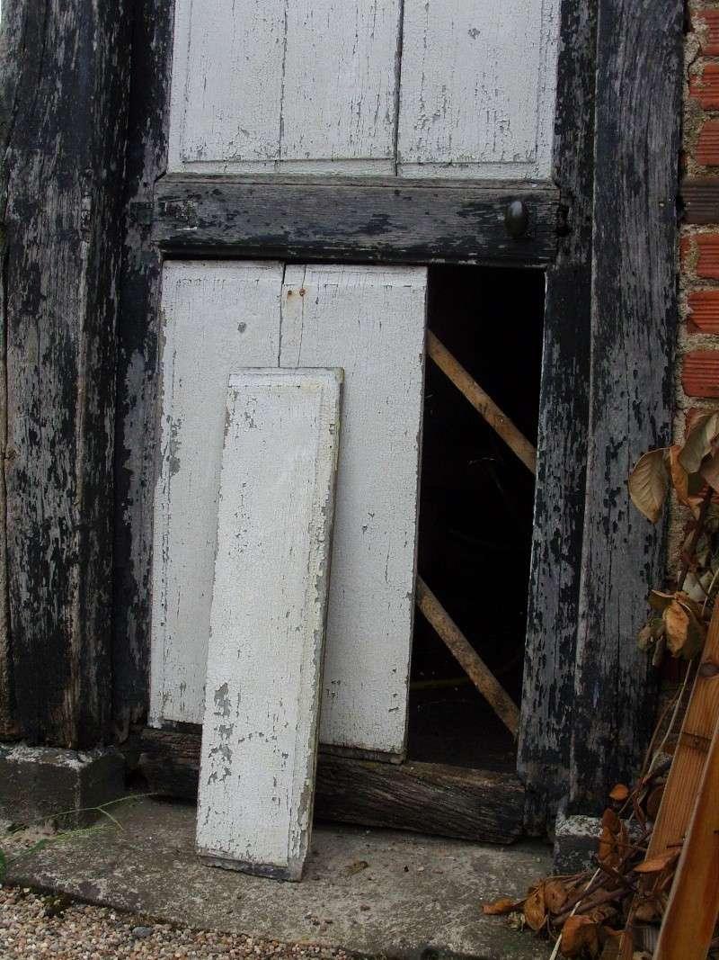 [Réalisation] Une porte/volet à clefs pour mon abri de jardin Snb13115