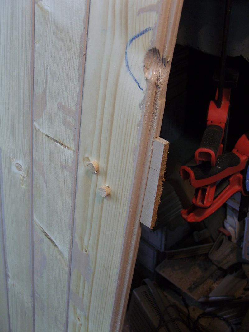 [Réalisation] Une porte/volet à clefs pour mon abri de jardin Snb13136
