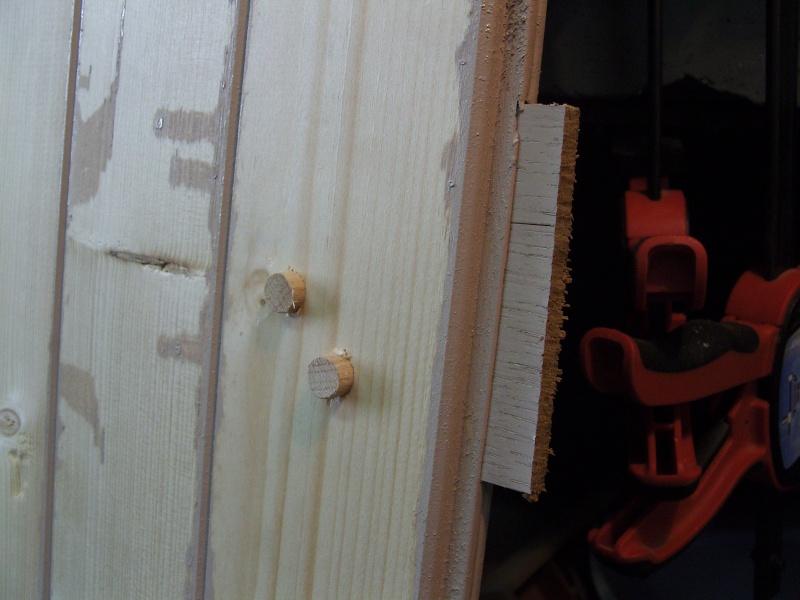 [Réalisation] Une porte/volet à clefs pour mon abri de jardin Snb13137