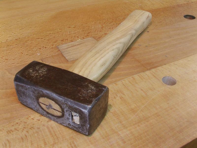 [fabrication] manche de marteaux et de hache ...  - Page 2 Snb13140