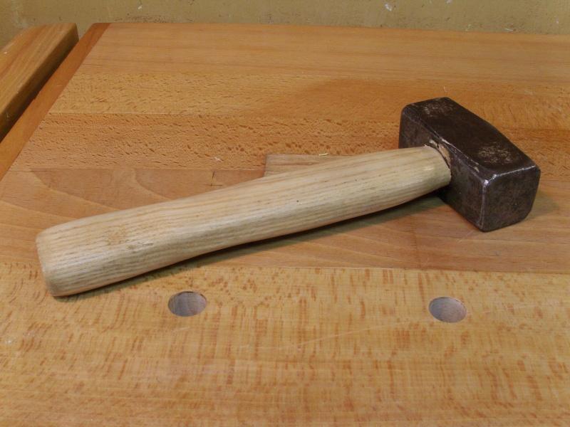 [fabrication] manche de marteaux et de hache ...  - Page 2 Snb13210
