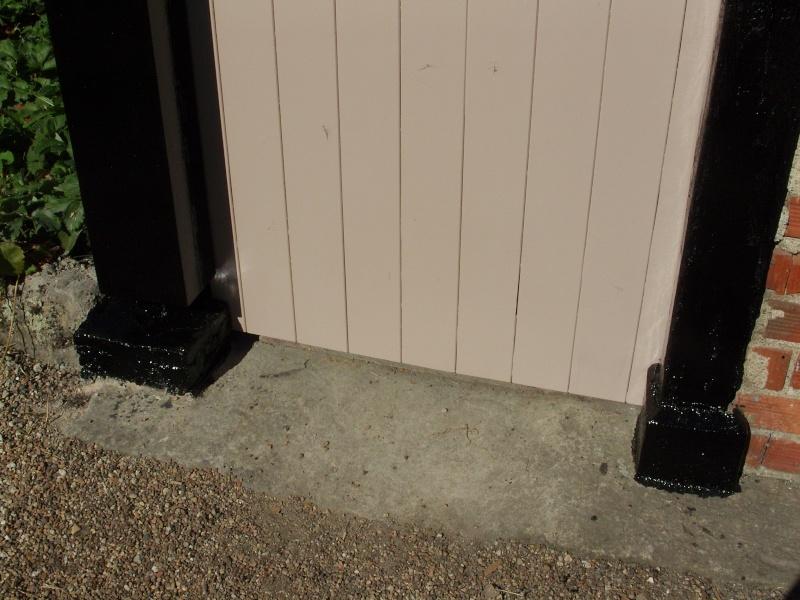 [Réalisation] Une porte/volet à clefs pour mon abri de jardin - Page 2 Snb13224