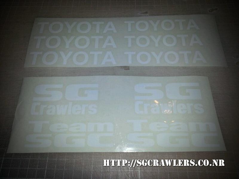 toyota - Boolean21's Traxxas Slash 4x4 Platinum Edition - Ivan Stewart Toyota Theme paint work - Page 2 20130328
