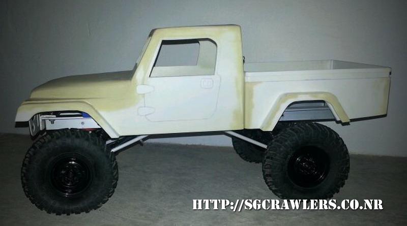 brute - Boolean21's AEV Jeep Brute 1/10 scratch build - Page 2 20130334