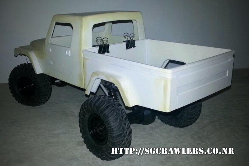 brute - Boolean21's AEV Jeep Brute 1/10 scratch build - Page 2 20130335