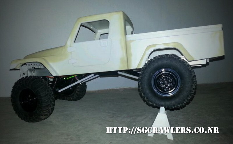 brute - Boolean21's AEV Jeep Brute 1/10 scratch build - Page 2 20130337