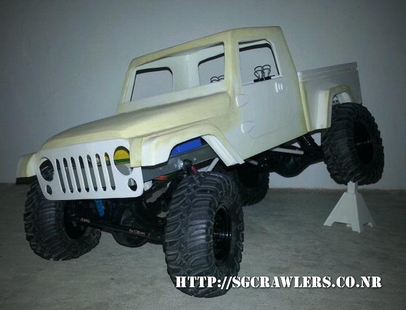 brute - Boolean21's AEV Jeep Brute 1/10 scratch build - Page 2 20130338