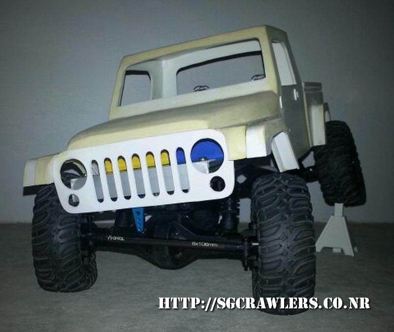 brute - Boolean21's AEV Jeep Brute 1/10 scratch build - Page 2 20130339