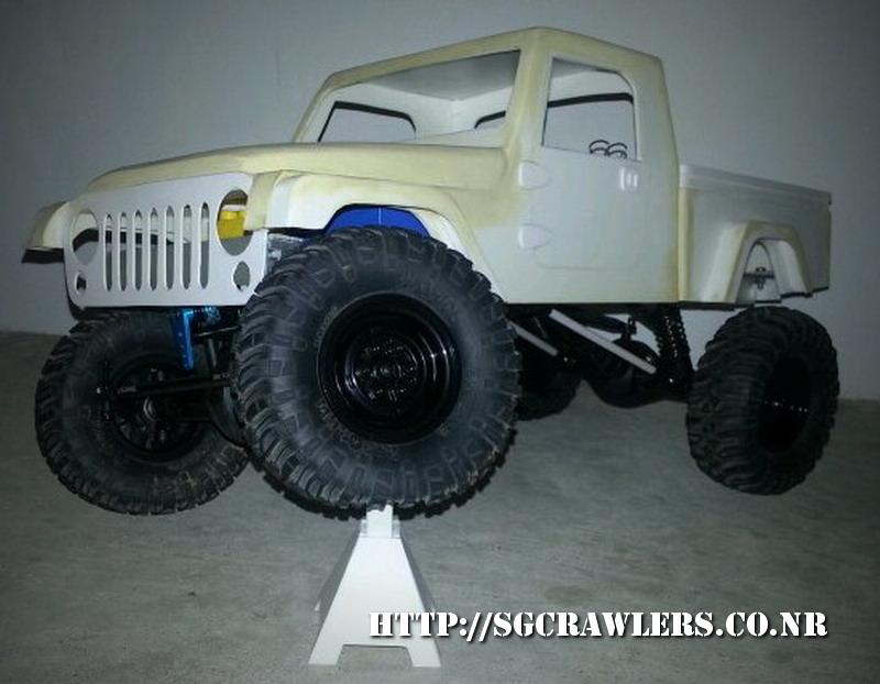 brute - Boolean21's AEV Jeep Brute 1/10 scratch build - Page 2 20130340
