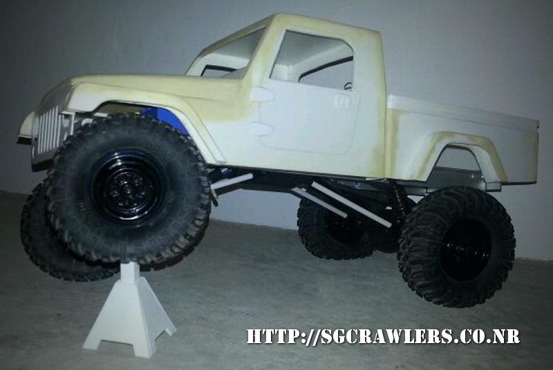 brute - Boolean21's AEV Jeep Brute 1/10 scratch build - Page 2 20130341