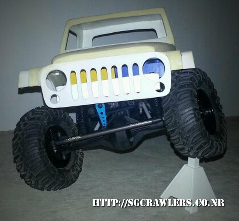 brute - Boolean21's AEV Jeep Brute 1/10 scratch build - Page 2 20130342