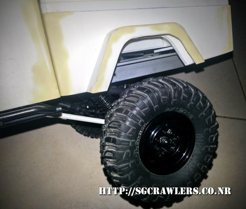 build - Boolean21's AEV Jeep Brute 1/10 scratch build - Page 3 20130457