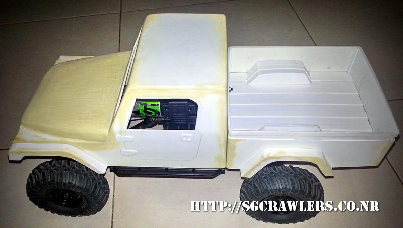 build - Boolean21's AEV Jeep Brute 1/10 scratch build - Page 3 20130458