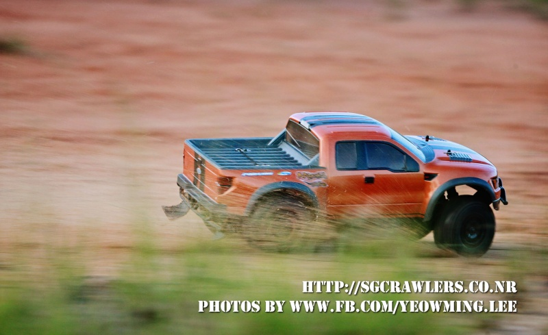 [PHOTOS] Traxxas Slash 4x4 & Losi SCTE Bashing! Y310