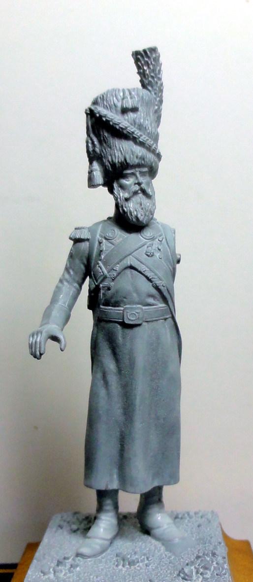 Sapeur des chasseurs de la Garde MM Dsc02410