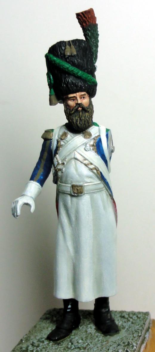 Sapeur des chasseurs de la Garde MM Dsc02411