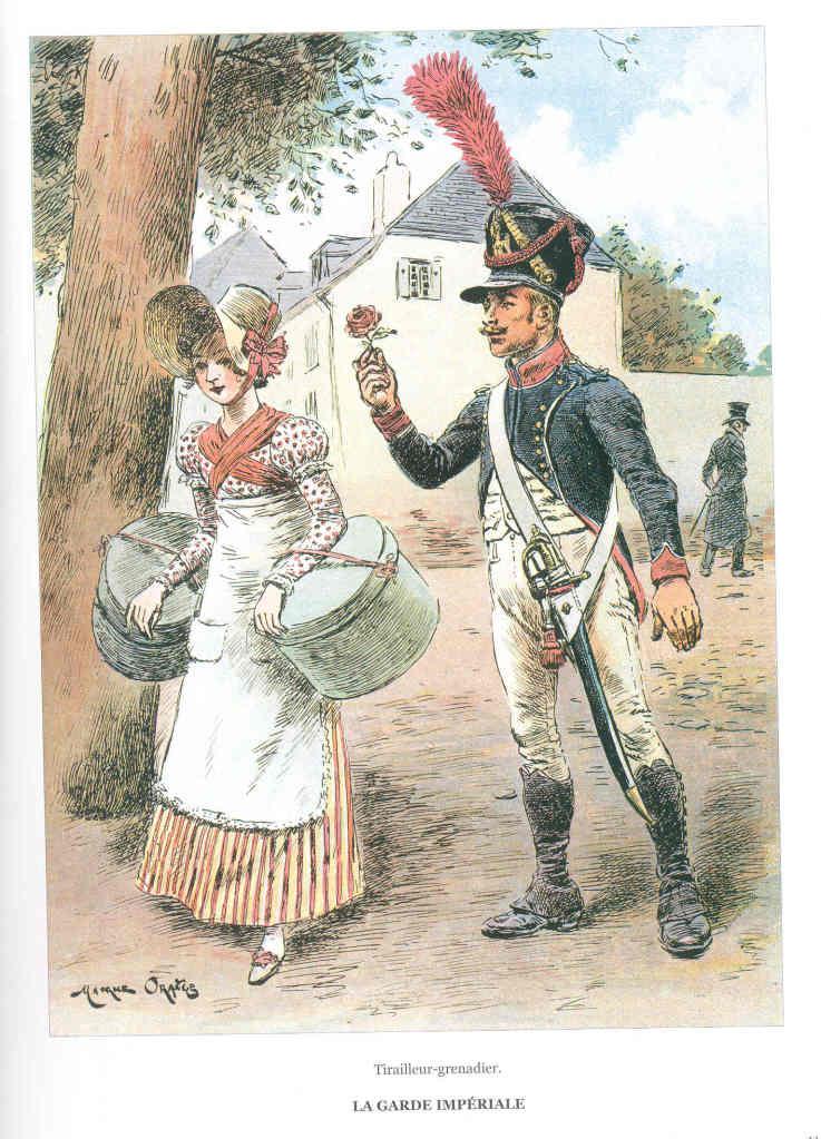 Tirailleur de la Garde 1813 Untitl10
