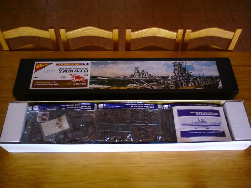 YAMATO 1/200 NICHIMO RC 1ere partie Dsc00313