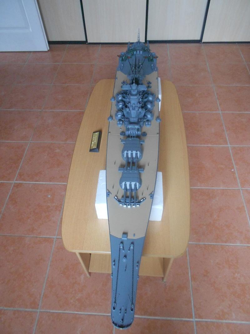 Cuirassé Yamato par Surcouf au 1/200 - Nichimo - Page 3 Dscn2311