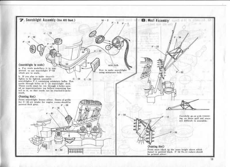 YAMATO 1/200 NICHIMO RC 1ere partie - Page 2 Nichim14