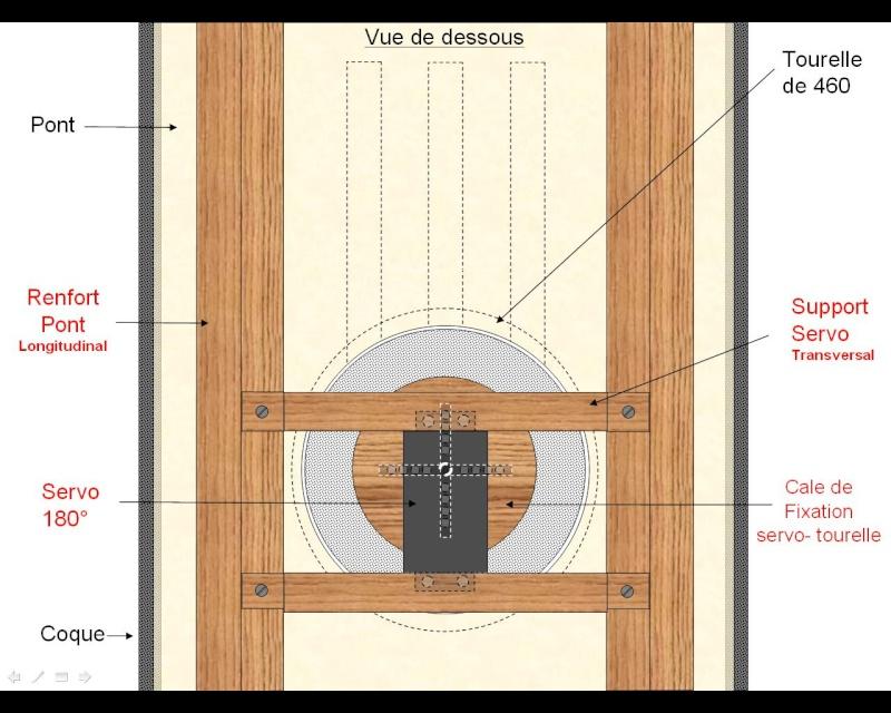 YAMATO 1/200 NICHIMO RC 1ere partie - Page 3 Tourel15