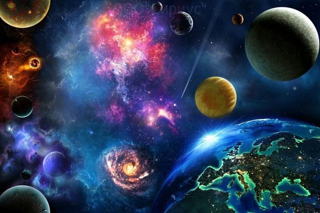 ВОЛШЕБНый космос