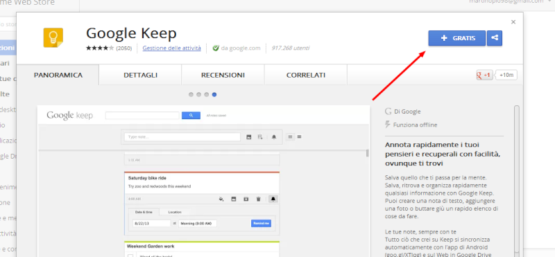 Come installare un'estensione su Google Chrome 10xbrq10