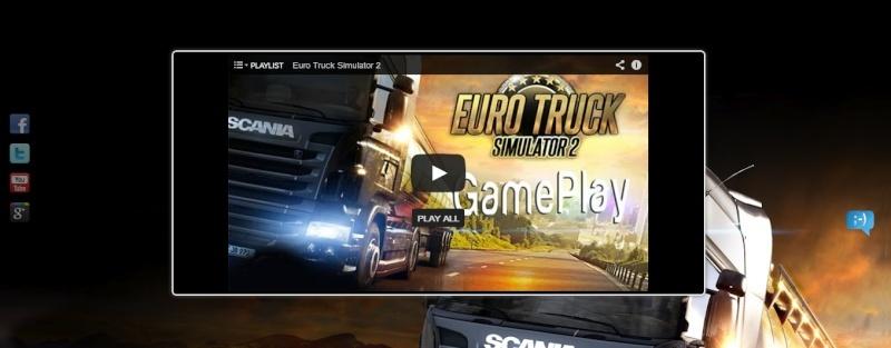 Il portale video di Euro Truck Simulator 2 2a974110