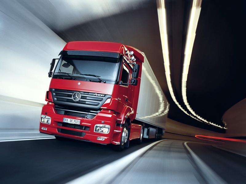 Qual'è la migliore marca di camion? Merced10