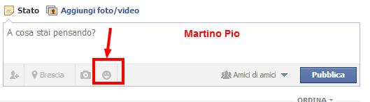 Facebook diventa più pettegolo. Fai sapere cosa stai facendo. Nbyc6r10