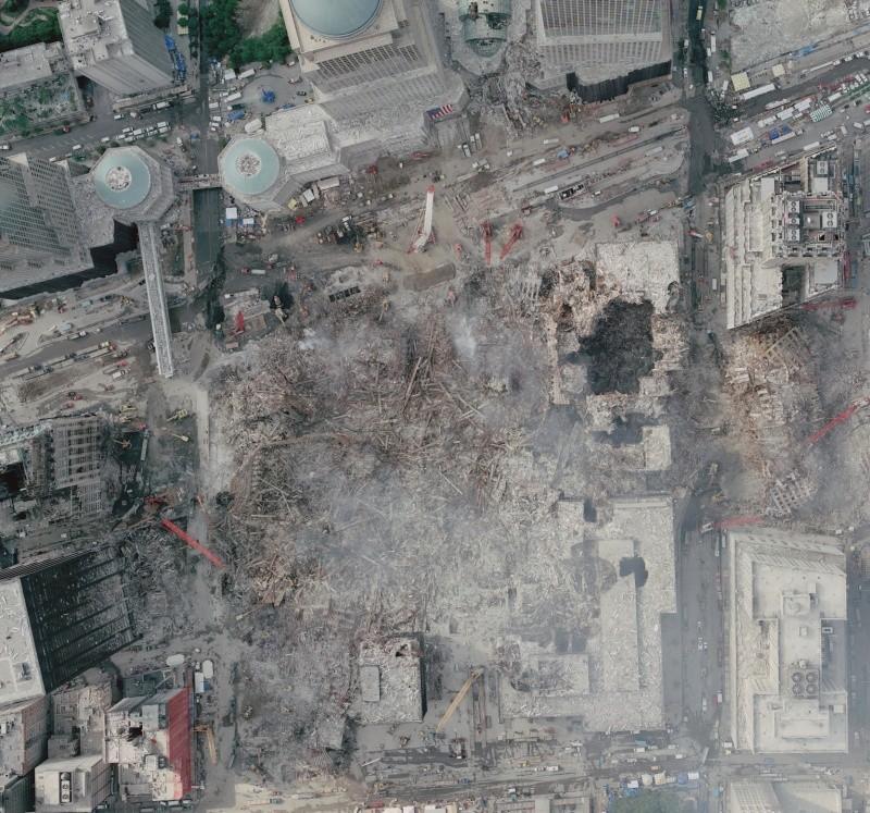 Per non dimenticare l'11 settembre 2001 (Torri Gemelle) - 2013 Wtc-af10