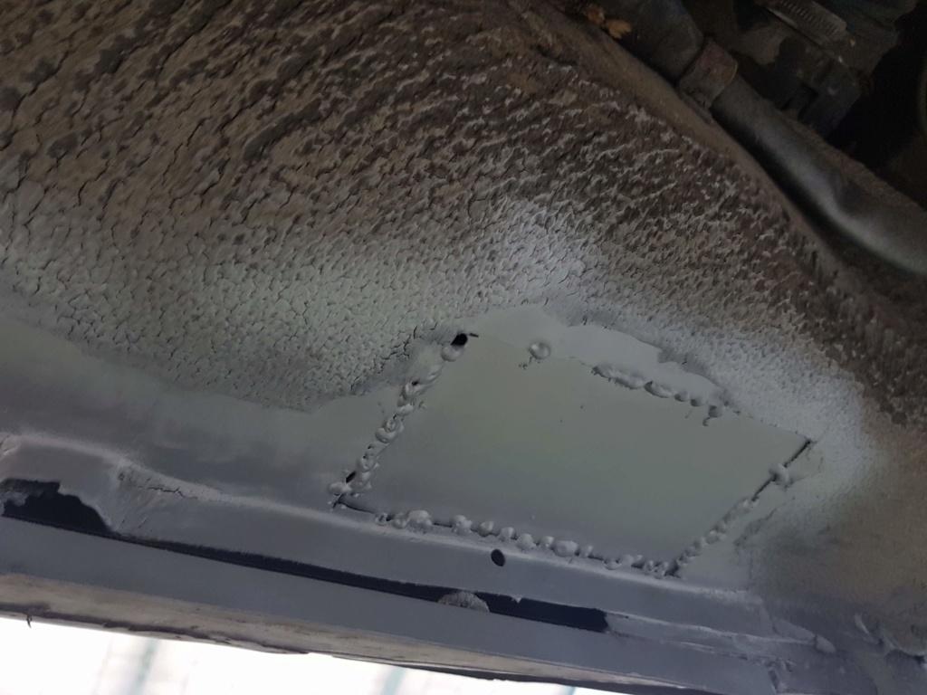 [Mk3]Résto Ford transit nugget WESTFALIA - Page 4 20190819