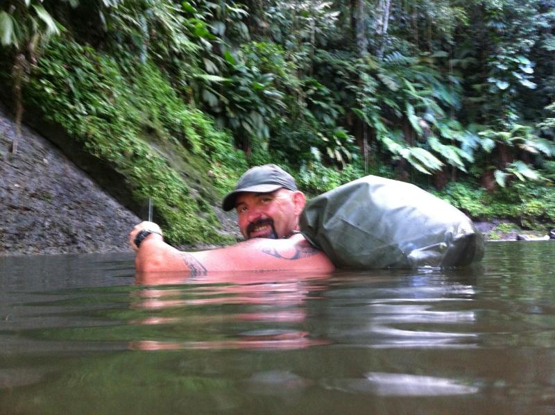 survie jungle et mer dans les caraibes ... Stage_11