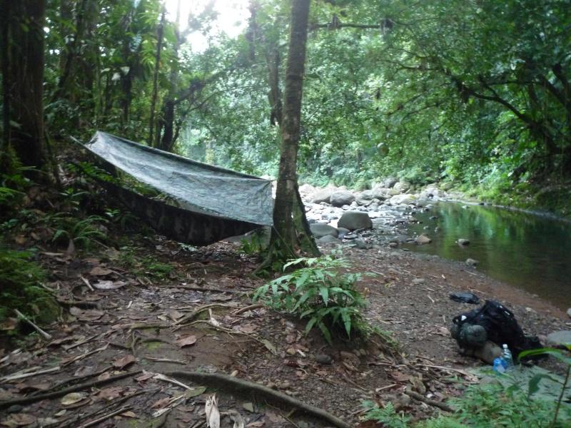 survie jungle et mer dans les caraibes ... Stage_14