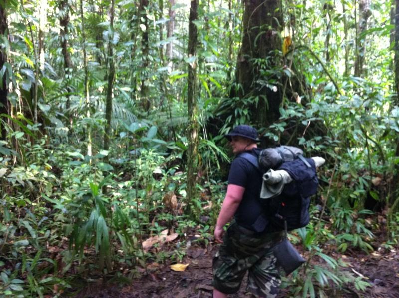 survie jungle et mer dans les caraibes ... Stage_15