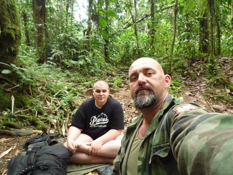 survie jungle et mer dans les caraibes ... Stage_18