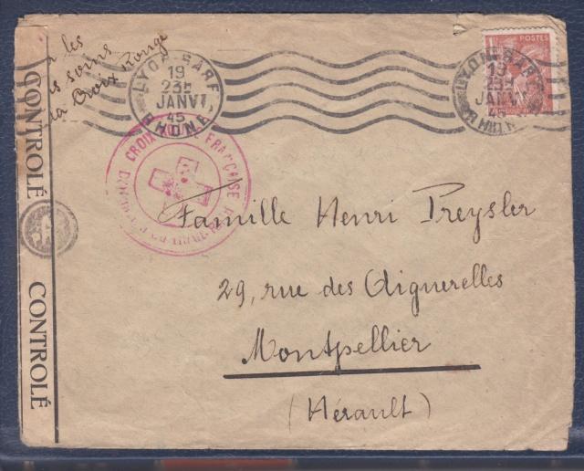 Les censures françaises de la 2° période (Armistice) _1001210