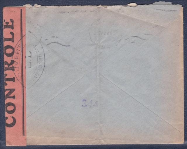 Les censures françaises de la 2° période (Armistice) _3b10