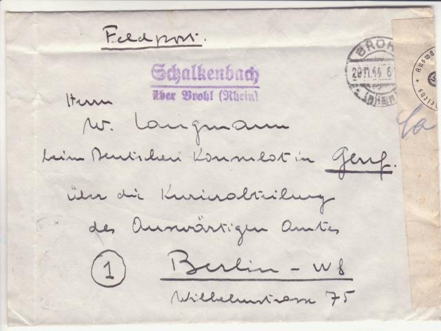 Une censure (un peu) méconnue, celle du Ministère des Affaires Etrangères du III° Reich. (MAE) _4f_10