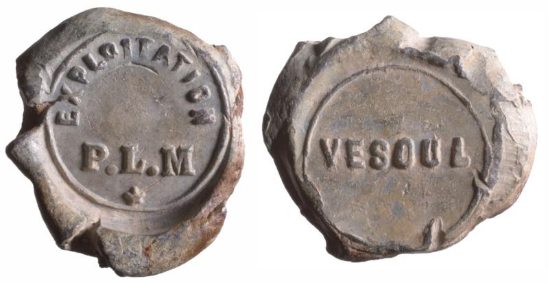 a) Compagnie des chemins de fer PLM  1857 à 1938 D248510