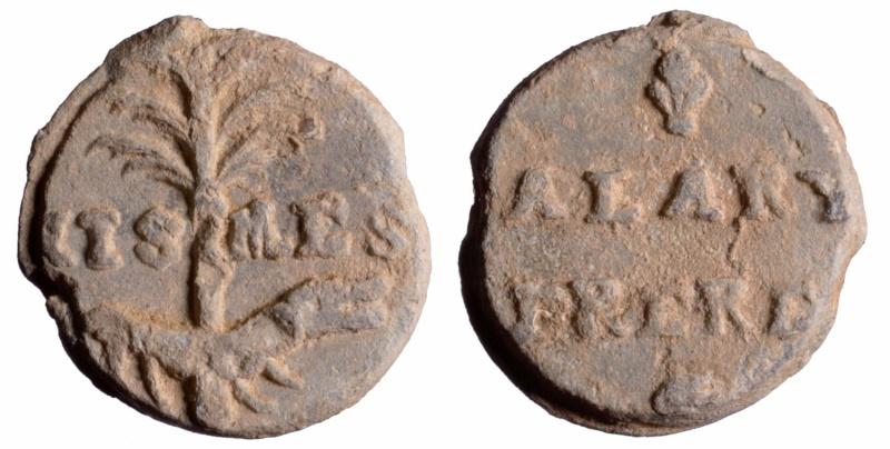 Les plombs de soyeux de Nîmes. D252410