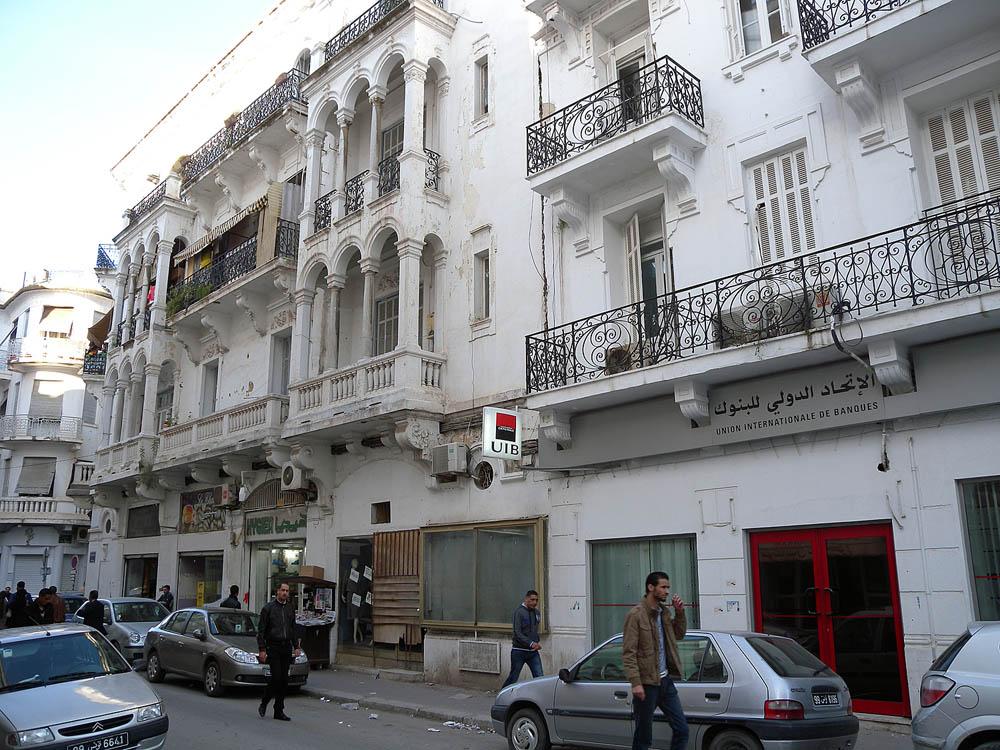 Tunis - Cavaillé Coll Mutin (?) Cathédrale Saint Vincent de Paul et Sainte Olive Dscn1311