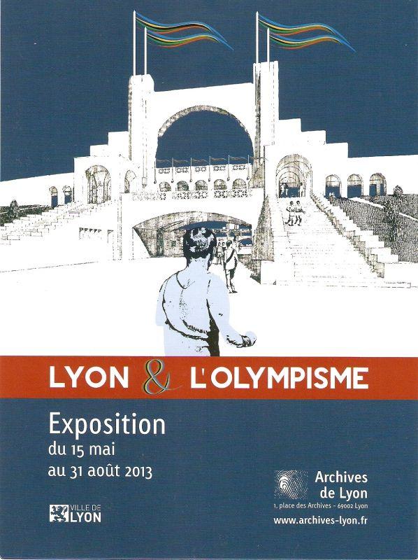 LYON ET L'OLYMPISME Numari11