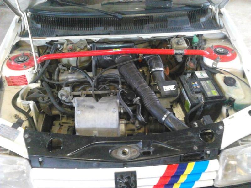 [ Mazoutix] 205 GTi 1.6 115cv blanc meije 1988 - Page 2 53706010