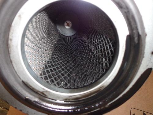 Probléme fumée à froid/ huile dans filtre à air A11